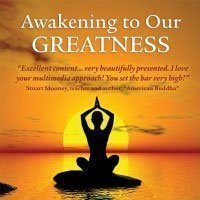 Free Spiritual eBook – Awakening to Our Greatness (now with full audio!)